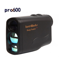 600m PRO Waterproof HandheldLaser Ranging Telescope Tester Measured Angle Outdoor Golf Power Engineering