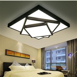 Image 3 - New design LED Ceiling Light For Living room Dining Bedroom luminaria led Lamparas De Techo Lustres Led Lights For Home Lighting
