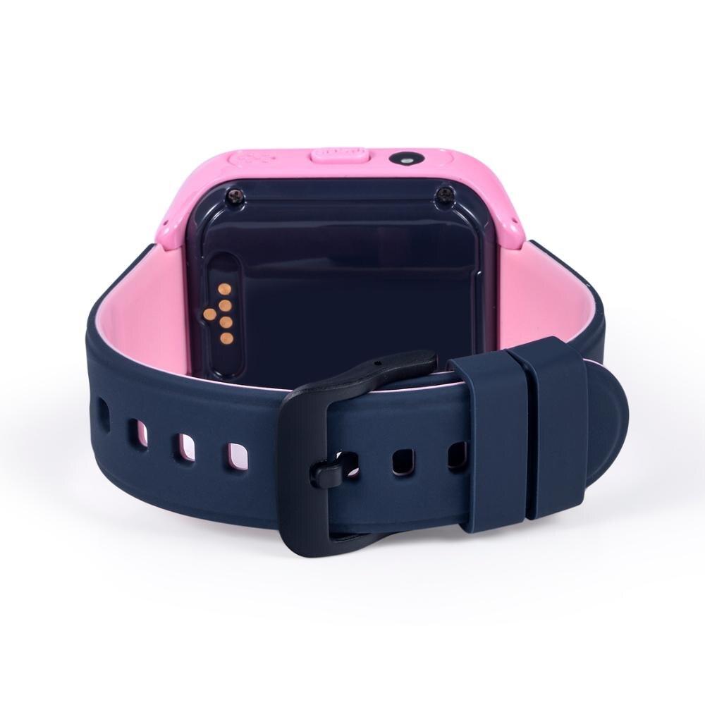 Wonlex KT11 date 4G montre intelligente pas cher résistance à l'eau IP67 montre de téléphone intelligent avec dispositif GPD pour enfants et adultes (Version EU) - 6