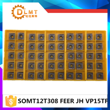 20pcs Milling Tools SOMT12T308 FEER JH VP15TF Carbide inserts Cutting Tool CNC Tools Lathe tools Lathe cutter