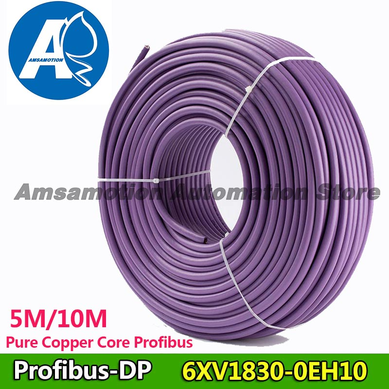 siemens profibus cable 6xv1830 0eh10 - 6XV1830-0EH10 Suitable Siemens Profibus-DP Communication cable 2 Core Profibus Cable 6XV18300EH10