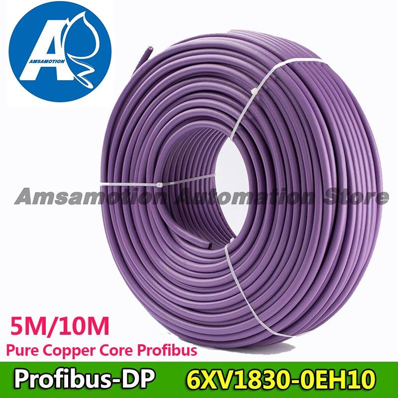 siemens profibus kablosu 6xv1830 0eh10 - 6XV1830-0EH10 Suitable Siemens Profibus-DP Communication cable 2 Core Profibus Cable 6XV18300EH10