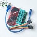Frete grátis Adaptador de Programação PICKIT2 Programador + PIC ICD2 PICKit 2 Programador Universal assento