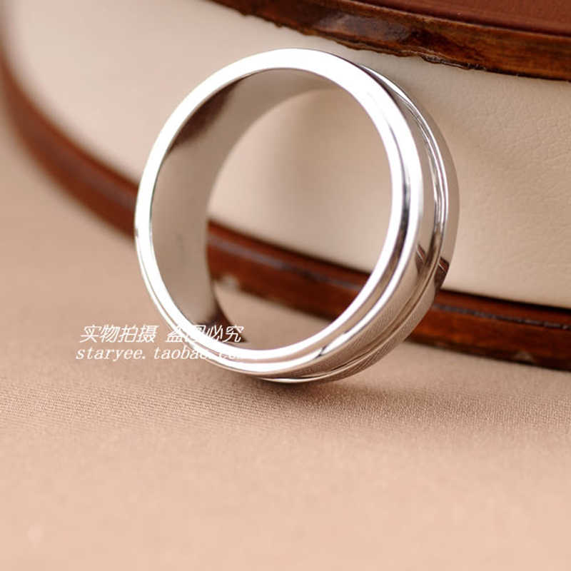 Supernatural Dean Winchester Rings For Men Women Stainless Steel Movie Replica Fine Jewelry CNC Cut Top Quality Free Engraving