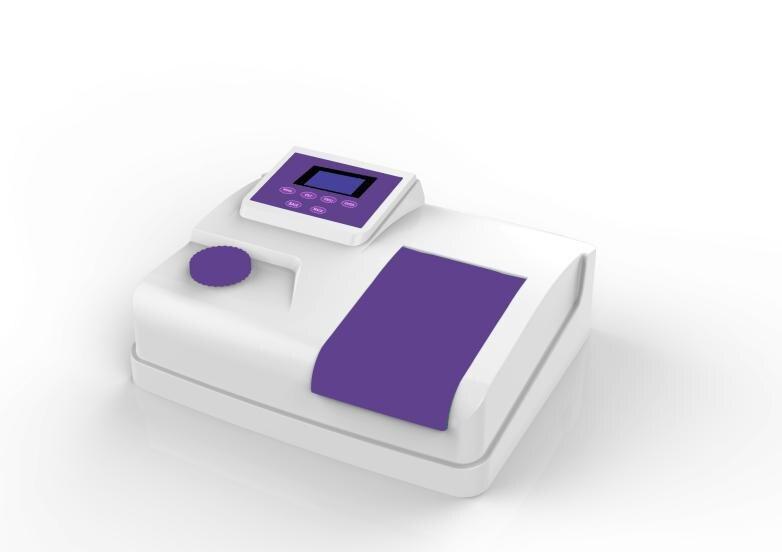 UV VIS Spectrophotometer U2000PRO 190 1100 nm 2 nm 128*64mm Dot matrix LCD Screen USB Driver/RS232 UV Visible Spectrophotometer