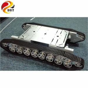 DOIT RC Tank Chassis 4WD Metal