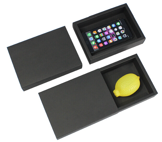 12-30 Alice, Black/kraft paper packing boxes,10pcs/lot (Inner size:20*14.7*4.3cm) hard cardboard mailing box drawer boxes