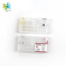 Winnerjet 5 Sets T7911 Empty Ink Cartridge for Epson Workforce Pro WF-5190 WF-5620 WF-5690 Printers