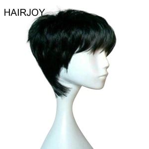 HAIRJOY Woman Pixie Hairstyle