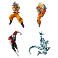 DragonBall Super Battle Figure Series VS Versus Part 06 Gashapon Toys ~ Jiren,Super saiyan Son Goku,Metal Cooler ~100%Original