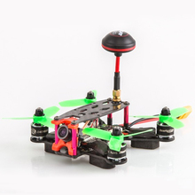 BeeRotor Ultra 130 FPV Racing Mini Quadcopter ARF Combo Camera Drone Frame Kit BR130-U01