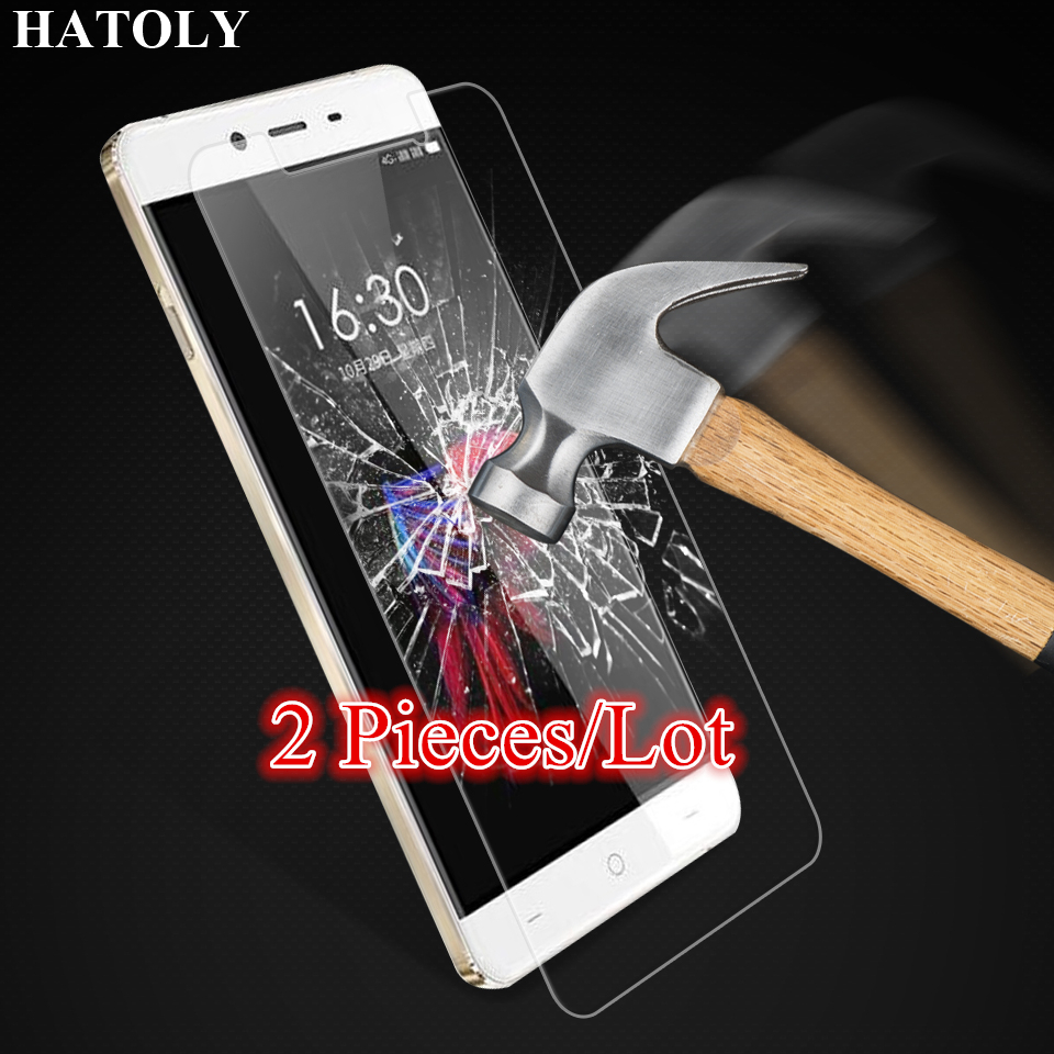 Glass Oneplus X Tempered Glass for Oneplus X Screen Protector for Oneplus X Glass One Plus X HD Protective Thin Film HATOLY 2pcs