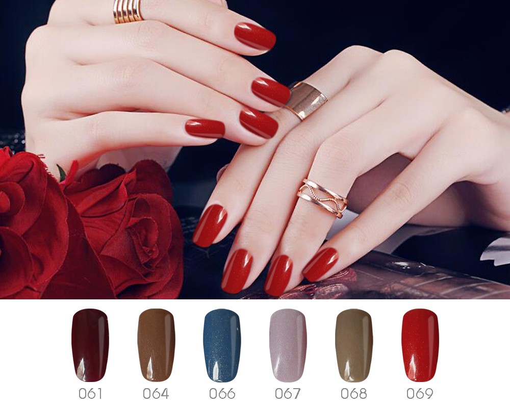 10g/pcs French White Nude Dipping Powder Without Lamp Cure 36 Colors ...