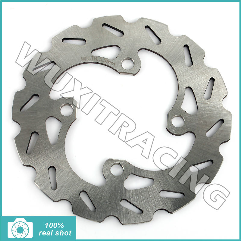 New ATV Quad Dirt Bike Front Brake Disc Rotor for Honda TRX 420 TM TE FPA  FA Fourtrax Rancher FPE FE FPM ES EPS PS 4x4 07-13 atv quad front brake disc rotor for polaris 500 sportsman efi quad h o 600 4x4 700 mv x 2 800 ntl ho touring big boss 6x6