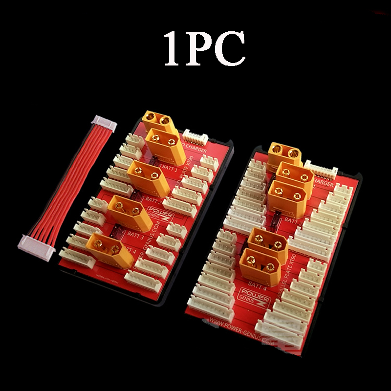 Placa de carga paralela Lipo 4 en 1 2-6S 2-8S 35A XT90 puerto de cubo de batería carga rápida segura ISDT Q8 MAX 1000W 30A / Q8 500W 20A 2-8S / Q6 Nano 200W 8A 1-6S cargador de equilibrio de batería para Lilon LiPo LiHV NiMH Pb RC modelos