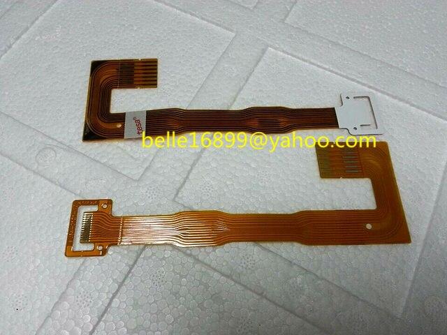 Оригинальный Новый Ke деревянный гибкий кабель J84 0121 12 для автомобиля аудио KDC 9090R KDCV 6090R KDCM 9021 J84012112 2 шт./лот