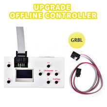 GRBL Offline Controller board CNC Router Control Module Working Remote Hand For Carving Machine