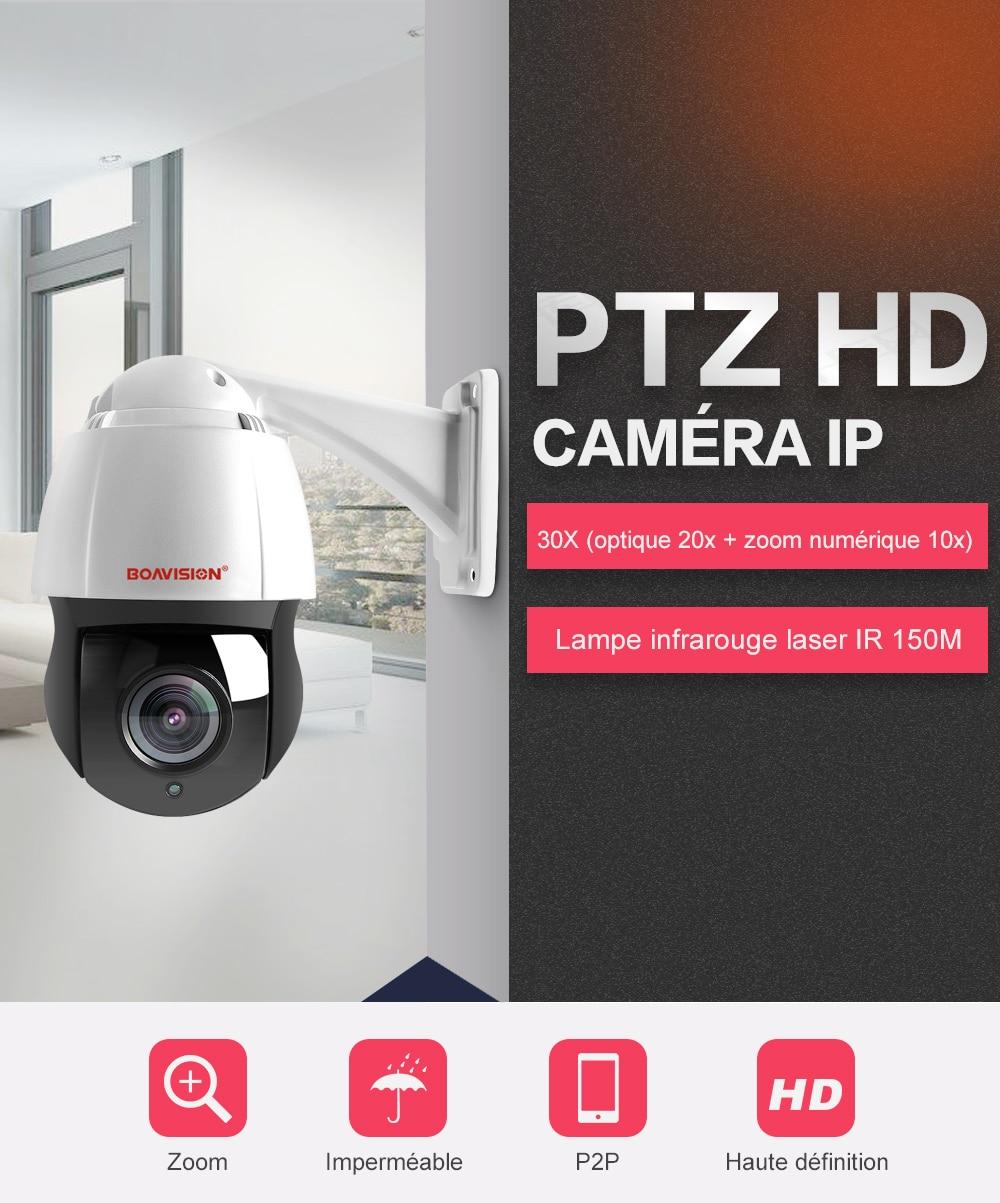 PTZ Dome IP Camera (1)