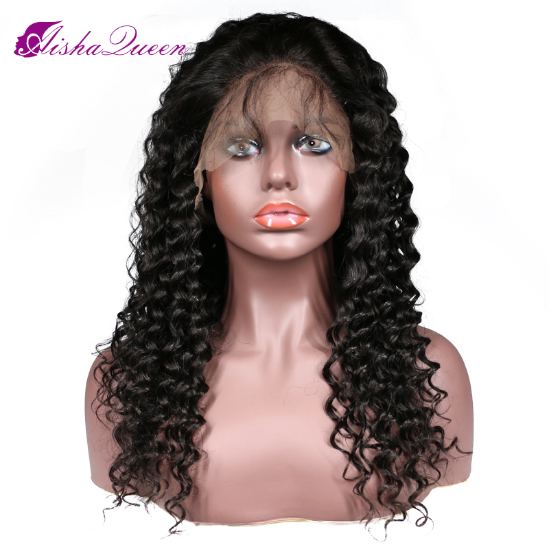 4X4 Silk Base Full Lace Wigs Human Hair With Baby Hair Curly Glueless Brazilian Remy Silk Top Wig Pre Plucked Free Shipping