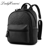 2017 Women Backpack New Year Summer Student Backpack Girl Korean Style Leisure Backpack Fashion High Quality