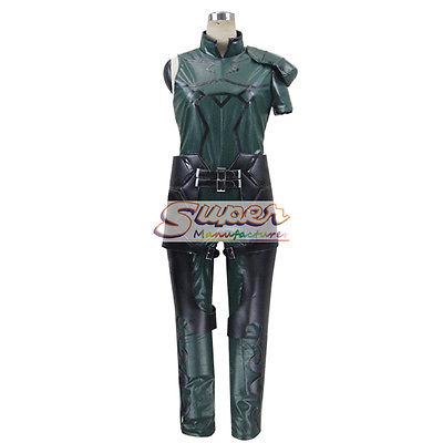 DJ DESIGN Fate Zero Fate stay night Lancer Uniform COS Clothing Cosplay Costume