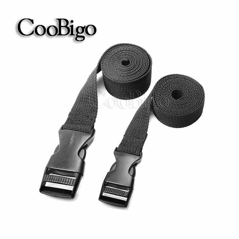 "3/4"" 1""W 48""L Outdoor Camp Hike Backpack Mattress Sleeping Bag Tent Strap Belt Tied Band Travel Luggage Suitcase Accessories"