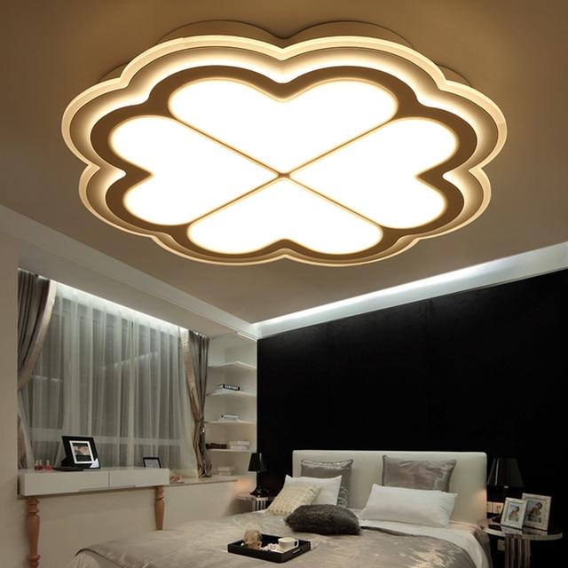 Modernas lámparas de techo sala de estar accesorios de iluminación ...