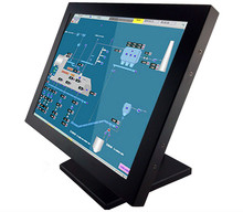12.1 inch industrial touch panel PC Intel-1037U 1.80GHz CPU 2GB RAM 32GB SSD LAN RS232 800X600 Industrial Tablet PC