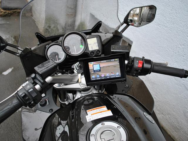 Motocicleta IPX4 wateproof de navegación GPS con HD (800x480) 5.0 pulgadas Táctil (Mueca de Dolor 6.0, Bluetooth, montaje del manillar), AVIS DRC050G