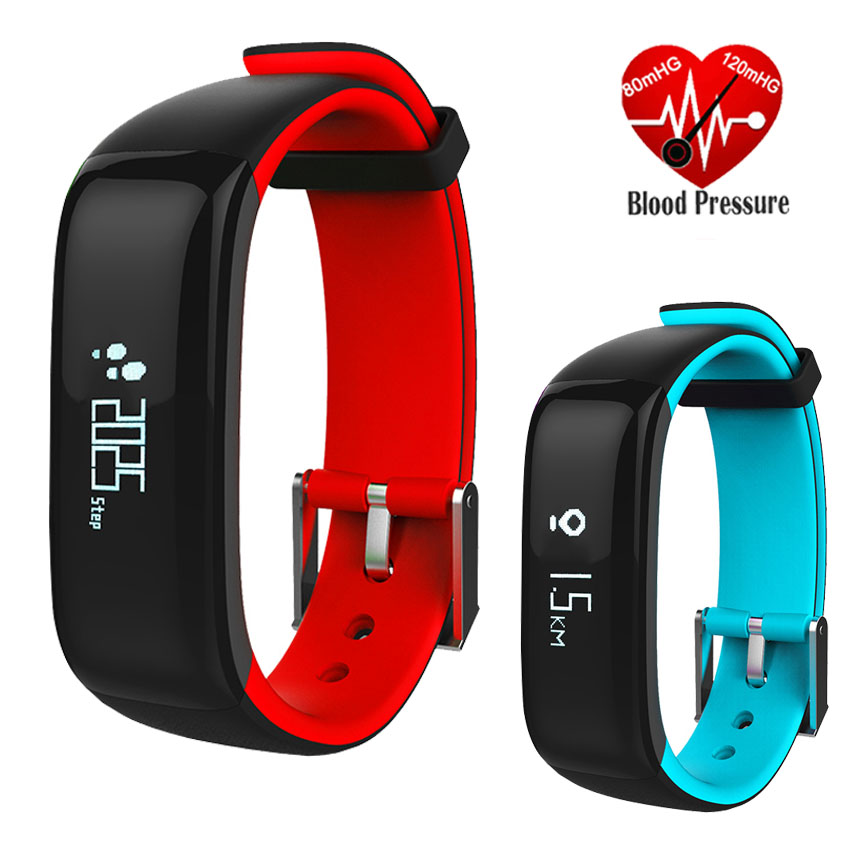все цены на HOT Swim Bluetooth Smart Watch Bracelet Men/Women Health Montre Connect App GPS Smartwatch For IOS Xiaomi Sony PK Mi Band 3 онлайн