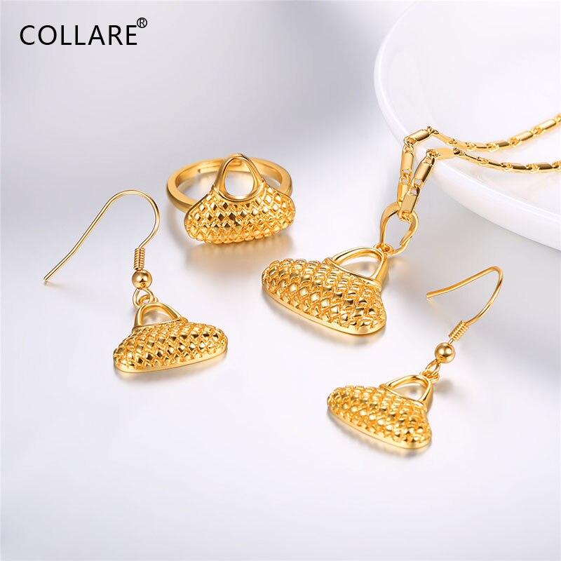 Aliexpress.com : Buy Collare Bilum Bag Jewelry Sets Women