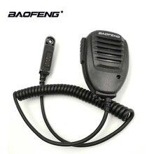 1/2/5 stücke Original Baofeng UV 9R Wasserdichte PTT Lautsprecher Mic Mikrofon Für Baofeng UV 9R A58 UV XR GT 3WP UV 5R WP Retevis RT6