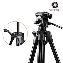 For Digital SLRC Camera Video Outdoor Filming Light Portable Aluminium Tripod