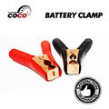 Pair Car Auto High Quality 100A-200A Battery Test Clip Alligator Clamp Electrical Red & Black Negative & Positive
