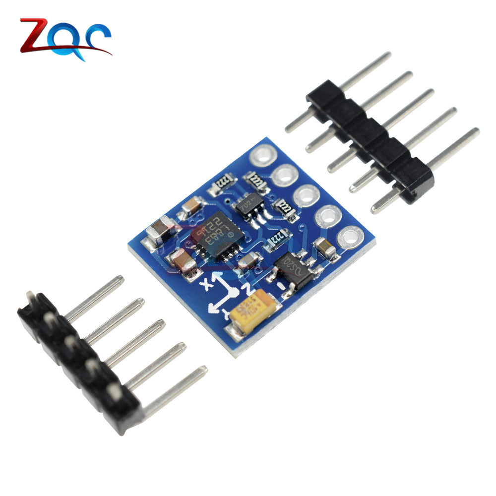 HMC5883 HMC5883L GY-271 3V-5V Triple Axis Compass Magnetometer Sensor Module For Arduino Imported Chips