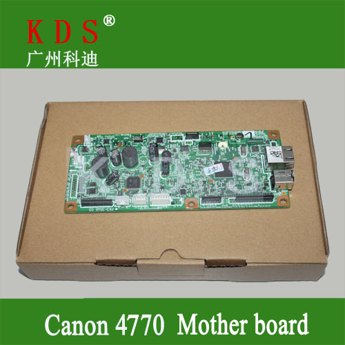 Original matherboard for Canon MF-4770formatter board for Canon laser printer parts FM0-3949-000 remove from new machine new version inkjet printer dedicated sub tank ink tank ink box for flora polaris printing machine large format printer parts