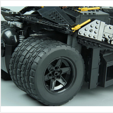 Lepin 07060 1969Pcs Super Heroes Batman Chariot The Tumbler Batmobile