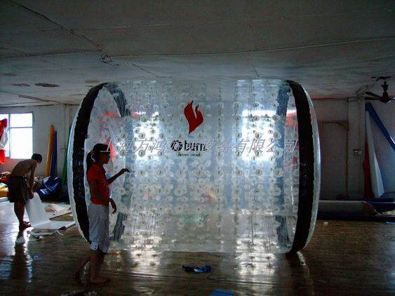 Inflatable font b roller b font ball water font b roller b font water font b