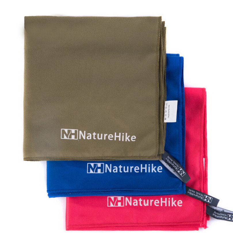 Traveling Brand Hiking Towel Microfiber Antibacterial Ultralight Compact Quick Drying Towel Camping Hand Face Outdoor Tools Q054