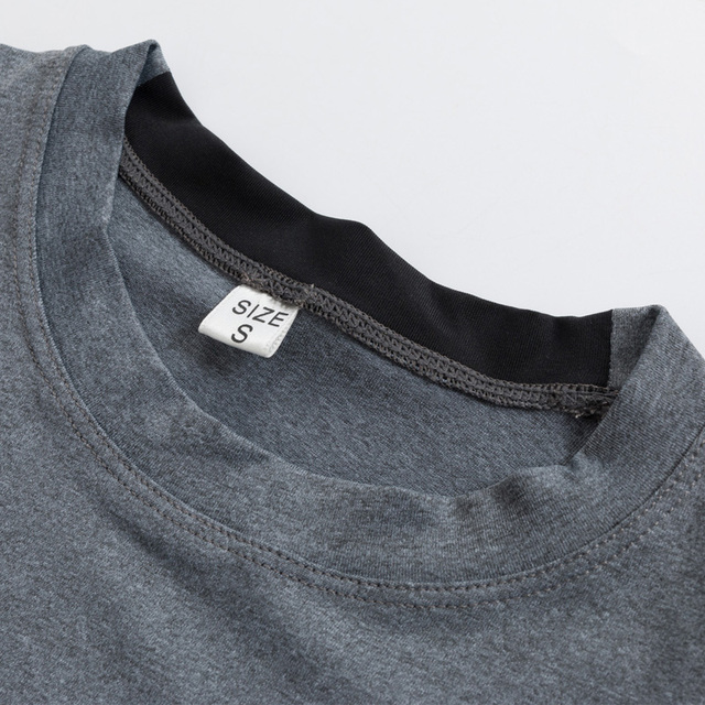 High Elastic T-Shirt Male Quick Dry Tight Sportswear