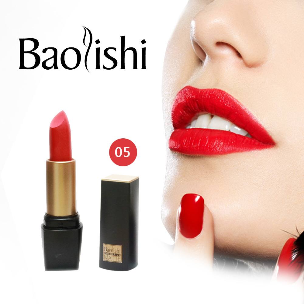 baolishi New Brand lipstick Healthy Moisturizer Smooth Waterproof - Makeup - Photo 2