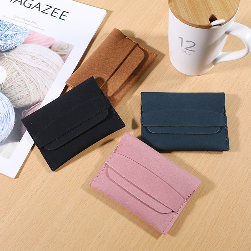 Women Coin Purse Ultra-thin Coin Bag Change Purses Coin Wallet Key Bag 5 Colors Ladies Card Holders Pouch Mini Zipper Purse women coin purses short coin bag female small purse patent leather clutch wallet ladies mini purse card holders porte monnaie