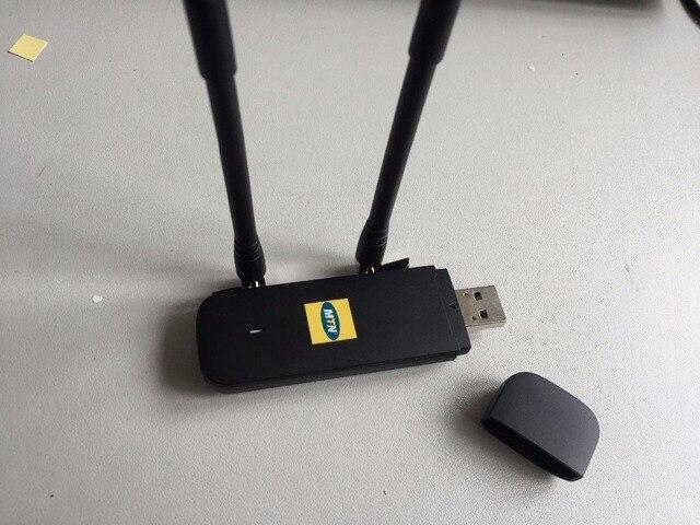 Déverrouiller HUAWEI E3372 E3372h-153 150 Mbps 4G LTE USB Modem Double Antenne Port Soutien Tous Les