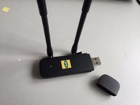 Unlock HUAWEI E3372 E3372h 153 150Mbps 4G LTE USB Modem Dual Antenna Port Support All