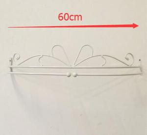 Image 1 - 60cm.Wrought iron bed frame mantle mosquito net mantle curtain holder fashion furniture princess rack