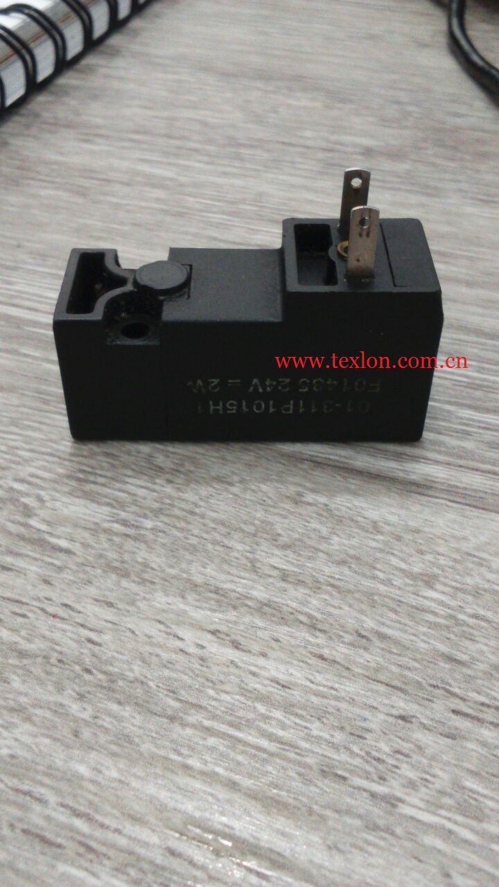 Solenoid Valve Substitute For Lonati Socks Machine Use Fluid Solenoid Valve 01-311P1015H1