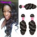 Malaysian Virgin Hair Malaysian Loose Wave curly weave human hair weave 3 Bundles Cheap Wavy Hair Loose Curly Virgin Hair bundle