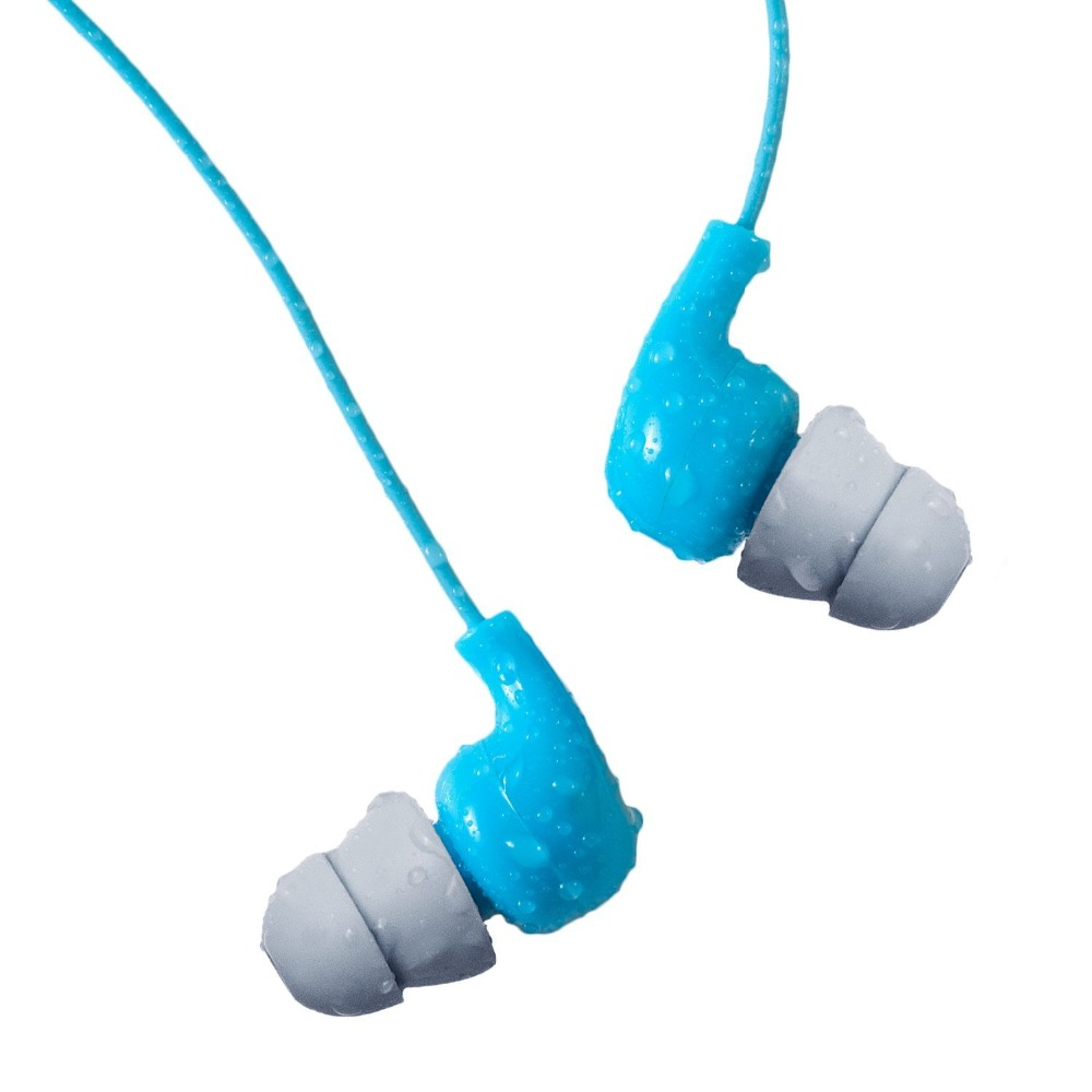 More Sport IPX8 Waterproof Sports Earphone