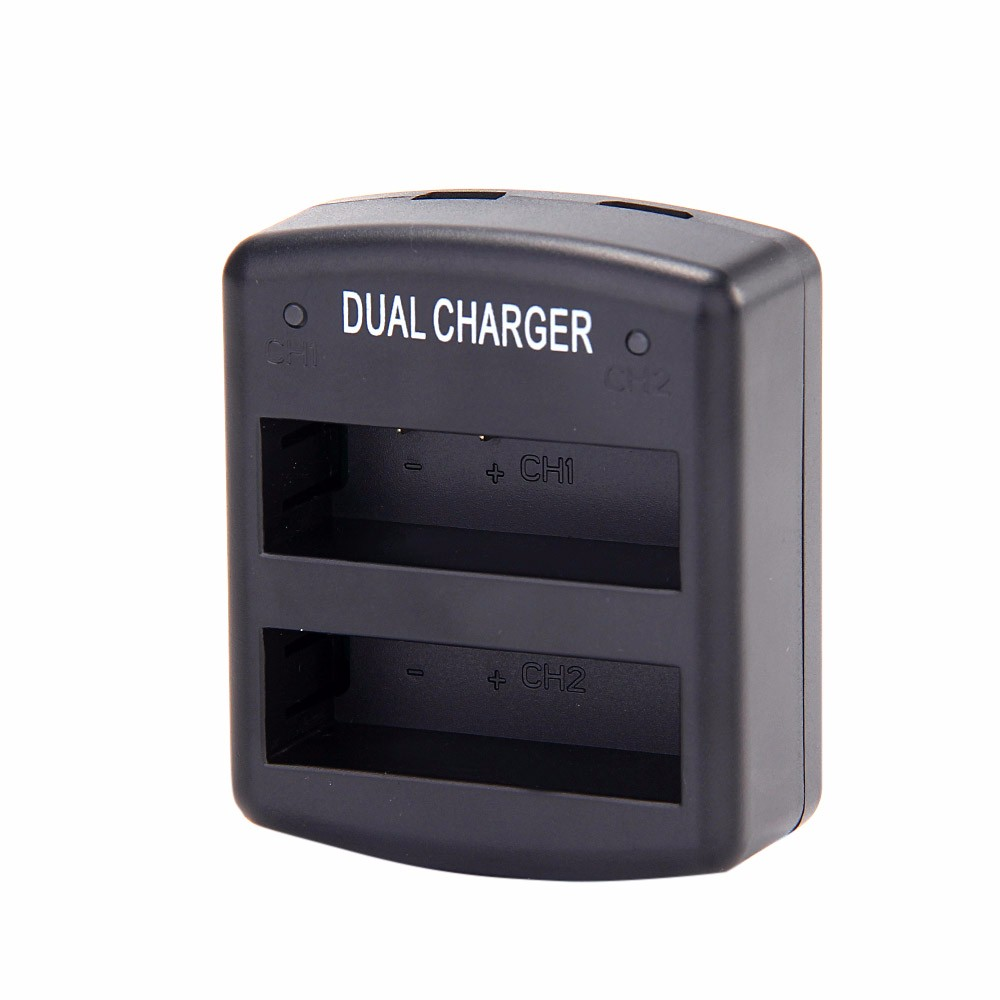Battery Charger Charging Dock for Xiaomi YI Action Camera 2 Camcorder2