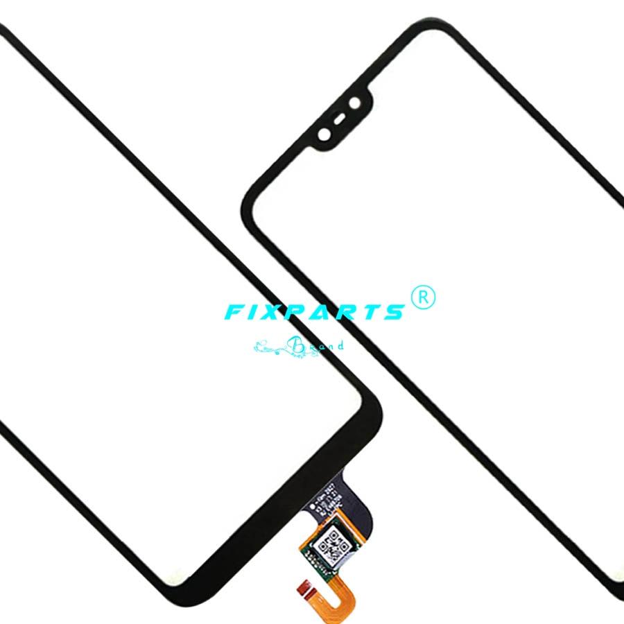 Nokia X6 2018 Touch Screen